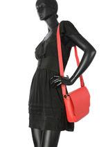 Shoulder Bag Nellie Emporio armani Red nellie 23Y3B082-vue-porte