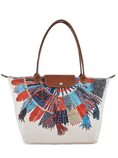 Longchamp Besaces Multicolore