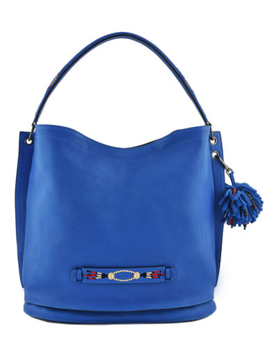 Longchamp Besaces Bleu