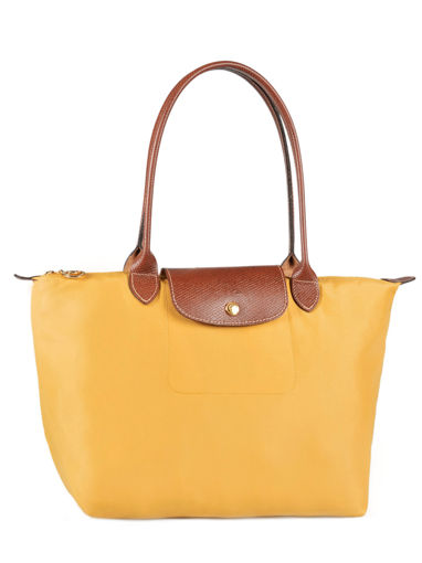 Longchamp Besaces Jaune