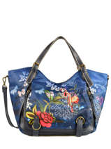 Sac Shopping Bird Palm Desigual Multicolore bird palm 18SAXF28