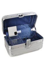 Beauty Case Topas Rimowa Silver topas 923-38-0-vue-porte