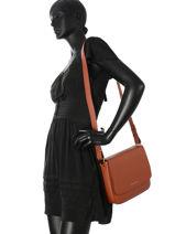 Shoulder Bag Nellie Emporio armani Brown nellie 23Y3B082-vue-porte