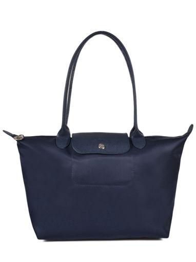 Longchamp Le pliage neo Hobo bag Blue
