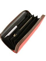 Wallet Emporio armani Orange frida 15Y3H114-vue-porte