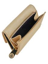 Wallet Tommy hilfiger Blue honey AW05197-vue-porte