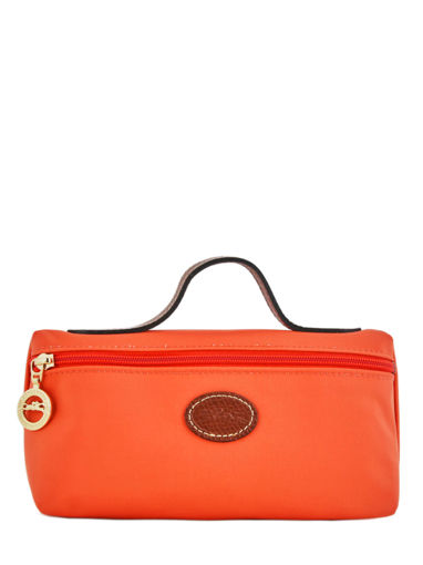 Longchamp Clutch Orange