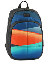 Backpack 2 Compartments Quiksilver Black youth access QYBP3428