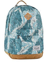 Backpack 1 Compartment + 15'' Pc Dakine Blue street packs 8130-008