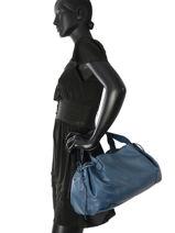 Sac Shopping 24h Gd Gerard darel Bleu gd DGS07410-vue-porte