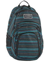 Backpack 1 Compartment + 14'' Pc Dakine Multicolor street packs 8130-056