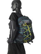 Backpack 1 Compartment Dakine Multicolor street packs 8130-060-vue-porte