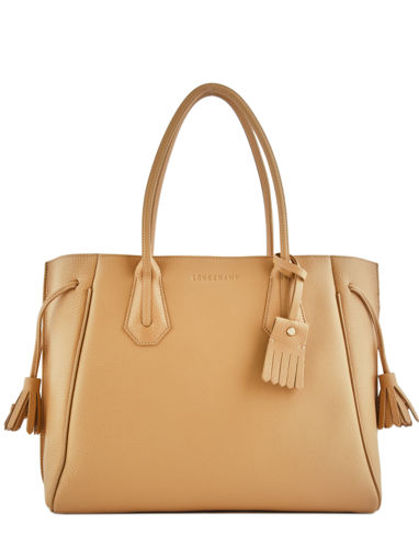 Longchamp Besaces Beige