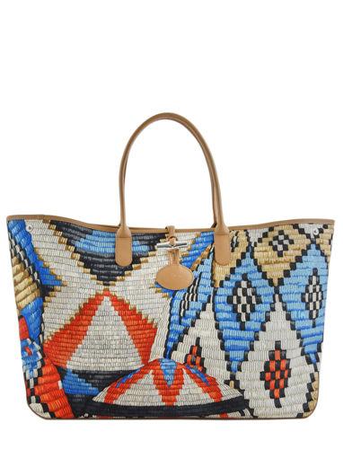 Longchamp Sacs porté main Multicolore