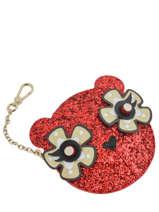Charme Purse Leather Furla Red charme CRM-PU52