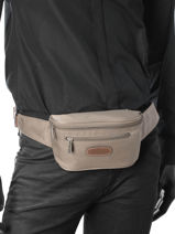 Fanny Pack Hexagona Brown week end 173889-vue-porte