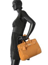 Shopping Bag Bryan Mac douglas Brown bryan PYLAXSC-vue-porte