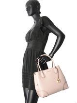 Shopping Bag Mercer Gramercy Leather Michael kors Pink mercer gramercy H7GZ5T6A-vue-porte