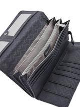 Wallet Kipling Blue basic + 15171-vue-porte