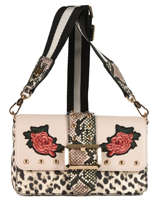 Crossbody Bag Melrose Liu jo Multicolor melrose N18059B