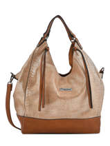 Shoulder Bag Menton Les tropeziennes Brown menton MEN01