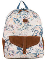 Sac à Dos 1 Compartiment Roxy Multicolore backpack RJBP3642