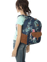 Backpack 1 Compartment Roxy backpack RJBP3642-vue-porte