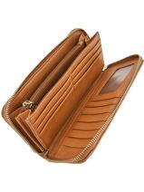 Wallet Caliope Desigual Brown caliope 18SAYP13-vue-porte