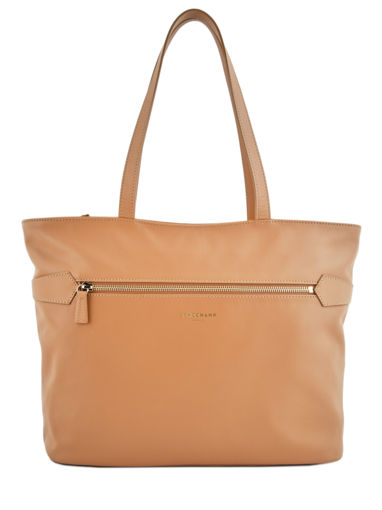 Longchamp Besaces Beige