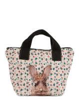 Beauty Case Laissez lucie faire Multicolore mini sac 0MSA