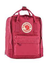 Backpack Kånken 1 Compartment Fjallraven Pink kanken 23561