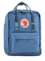 Backpack Kånken 1 Compartment Fjallraven Blue kanken 23510