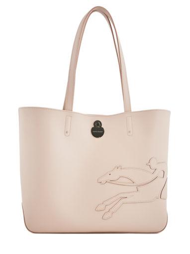 Longchamp Shop-it Besaces Beige