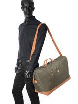 Travel Bag Cassis Rivira Jump Green cassis rivira 8265-vue-porte