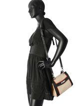 Longchamp Longchamp madeleine tribu Messenger bag Black-vue-porte