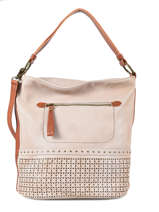 Shoulder Bag Agnes Miniprix Brown agnes 88401