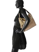 Shoulder Bag Gabrielle Miniprix Brown gabrielle MD1052-vue-porte