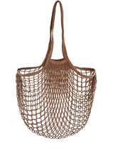 Shoulder Bag Filet Filt Brown filet 220