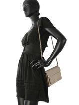 Crossbody Bag Like Leather Furla Gray like LIK-BNF0-vue-porte