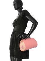 Top Handle Murrina Leather Furla Pink murrina MUR-BNH8-vue-porte