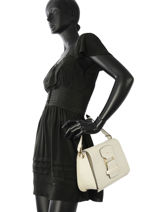 Crossbody Bag Rialto Leather Furla White rialto RIA-BND1-vue-porte