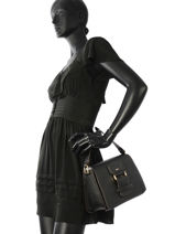 Crossbody Bag Rialto Leather Furla Black rialto RIA-BND1-vue-porte