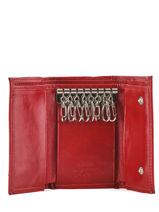 Key Holder Leather Katana Red graco 353026-vue-porte