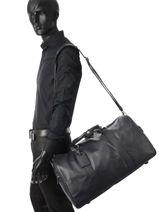 Travel Bag Confort Hexagona Blue confort 462546-vue-porte