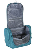 Trousse De Toilette Travel Bleu snow 122085TT-vue-porte