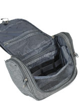 Toiletry Kit Travel Gray snow 122085TT-vue-porte