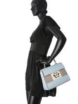 Top Handle M Mughetto Leather Furla Blue altea ALT-BQD7-vue-porte