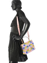 Crossbody Bag Metropolis Leather Furla Multicolor metropolis EP0-BLE8-vue-porte