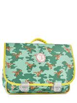 Cartable Jp by jeune premier Vert jp bags PAL18