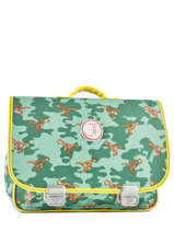 Satchel Jp by jeune premier Green jp bags PAL18
